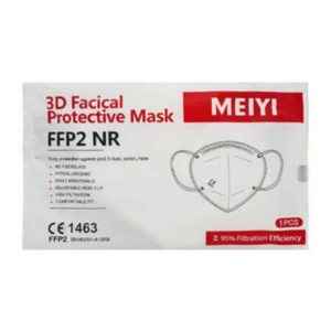 => STOP COVID-19 BlueMed – Μάσκα Προστασίας Meiyi FFP2 (KN95) Χωρίς Βαλβίδα Εκπνοής 5τεμ