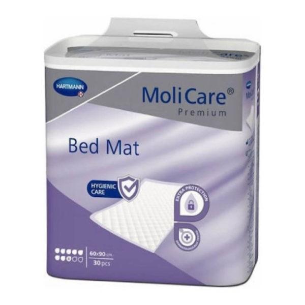 Βοηθήματα Ακράτειας Harttmann – MoliCare Premium Bed Mat Υποσέντονο 8 Σταγόνων 60 x 90cm 30τμχ REF. 161088