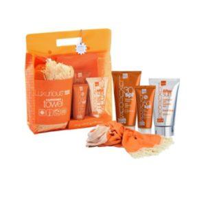 Άνοιξη InterMed – Luxurious Sun Care Face Cream 50SPF 75ml, Sunscreen Body Cream 30SPF 200ml, After Sun Cooling Gel Face & Body 150ml + Δώρο Summer Towel 1τμχ