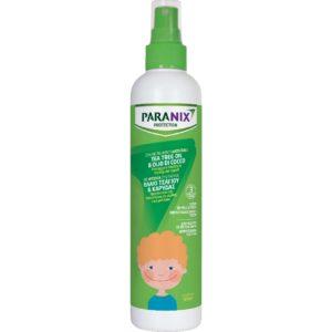 Αντιφθειρικά-Φθινόπωρο Paranix – Αντιφθειρικό Μαλακτικό Spray για Αγόρια με Έλαιο Τσαγιού & Καρύδας 250ml