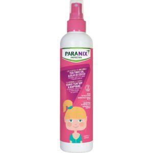 Αντιφθειρικά-Φθινόπωρο Paranix – Αντιφθειρικό Μαλακτικό Spray για Κορίτσια με Έλαιο Τσαγιού & Καρύδας 250ml