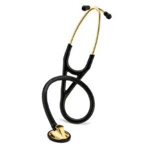 Καρδιολογικά - Littmann Littmann – Στηθοσκόπιο Master Cardiology Κώδωνας Brass Finish Μαύρος Αυλός Κωδικός 2175