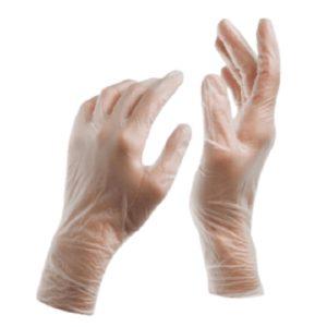ΑΝΑΛΩΣΙΜΑ ΑΙΣΘΗΤΙΚΗΣ Practic – Εξεταστικά Γάντια βινύλιουΧωρίς Πούδρα 100τμχ