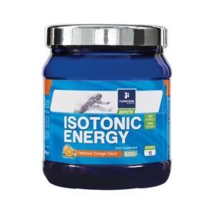 Άθληση - Κακώσεις MyElements – Sports Isotonic Energy Powder Γεύση Πορτοκάλι 600gr