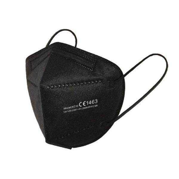 => STOP COVID-19 Serix – Μάσκα Προστασίας 5 Επιπέδων FFP2 KN95 Μαύρο 1τμχ