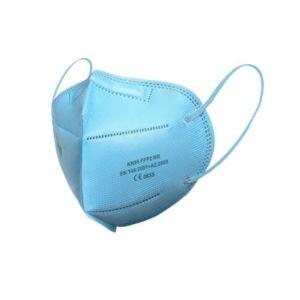 => STOP COVID-19 Serix – Μάσκα Προστασίας 5 Επιπέδων FFP2 KN95 Μπλε (Γαλάζιο) 1τμχ