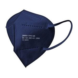 => STOP COVID-19 Serix – Μάσκα Προστασίας 5 Επιπέδων FFP2 KN95 Σκούρο Μπλε 1τμχ