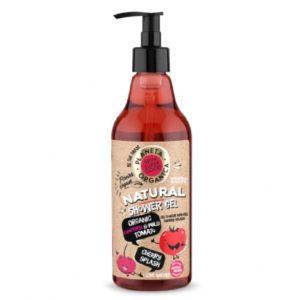 Αφρόλουτρα Planeta Organica – «Cherry Splash» Οργανικό Αφρόλουτρο «Παφλασμός Κερασιού» Κεράσι και Άγρια Ντομάτα 500ml