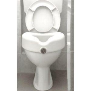 Καθίσματα Μπάνιου Alfacare – Ανυψωτικό Τουαλέτας Με Εμπρόσθιο Σφιγκτήρα 12,5 cm AC-533