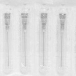"""ΥΛΙΚΑ ΕΓΧΥΣΗΣ - ΚΑΘΕΤΗΡΕΣ Bluemed – Απυρογενής Βελόνα μιας Χρήσης 27Gx3/4"""" 1τμχ"""