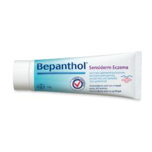 Άνδρας Bepanthol – Sensiderm Eczema Κρέμα για Ατοπική Δερματίτιδα Έκζεμα 50gr